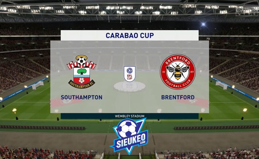 Video Clip Highlights: Southampton vs Brentford – LEAGUE CUP – ANH 20-21
