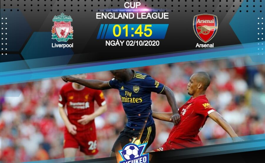 Video Clip Highlights: Liverpool vs Arsenal – LEAGUE CUP – ANH 20-21